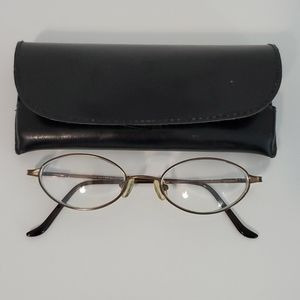 Wire Frame Eyeglasses